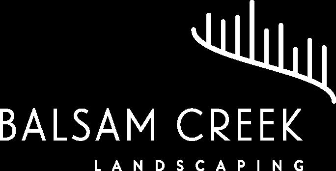 Balsam Creek Landscaping